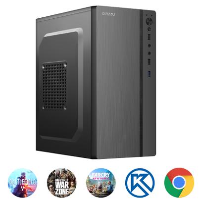 Компьютер Зеон Игровой с SSD и WIN10 [317W]